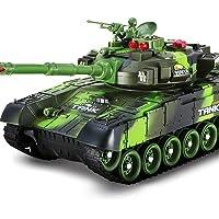 YYC Juguete 33Cm Gran Smart Rc Tanque Cargador