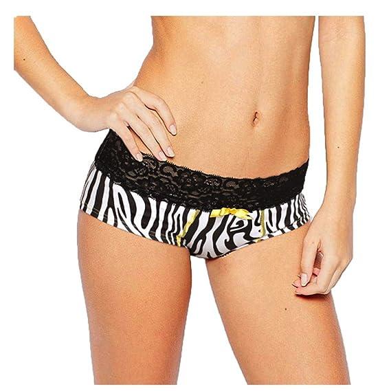 letter, HEROES PINK Hombres Mujer Pareja Calzoncillos Boxer Bragas Sexy Bragas Pantalones cortos Ropa interior
