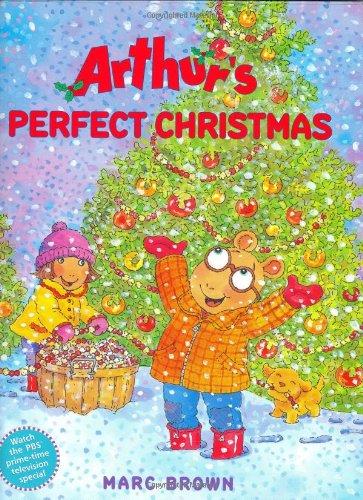 Arthur S Perfect Christmas Brown Marc 9780316119689 Amazon Com Books