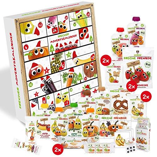 Freche Freunde Erdbär Frecher Adventskalender 1er Pack 1 X 2220 G Amazon De Lebensmittel Getränke