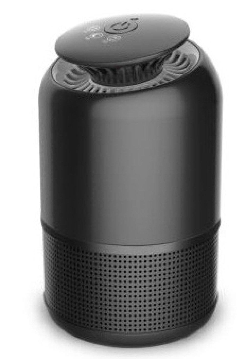 comprare a buon mercato Lampada LED Anti-zanzara Senza Radiazioni USB USB USB Alimentato Non Tossico UV LED Insect Killer Trappola Per Zanzare Bug Zapper Indoor,nero  servizio onesto