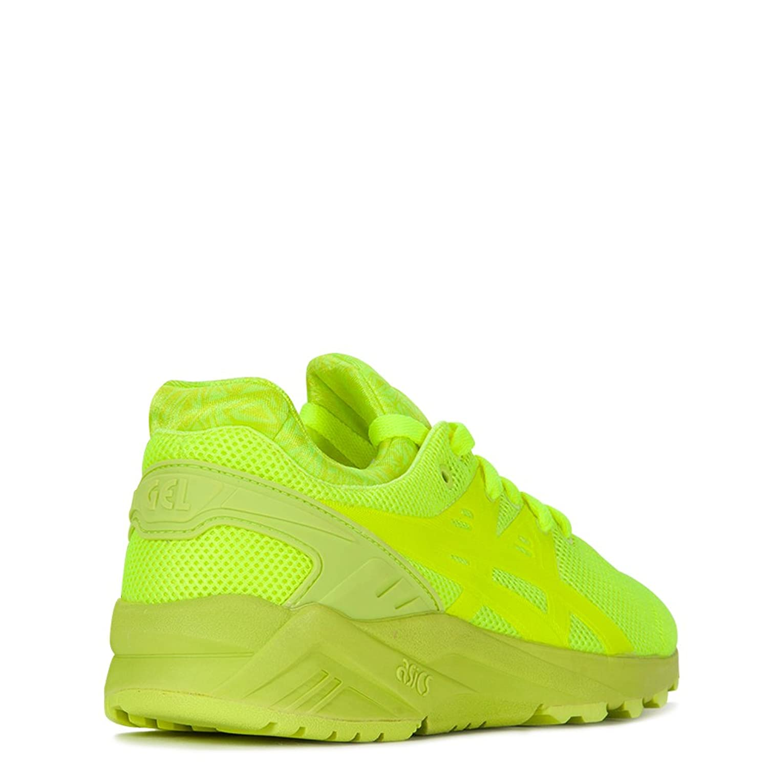 bd7fc1b7ea3c2 Asics Men's Gel Kayano Trainer Shoes H51DQ.0505 Lime/Lime