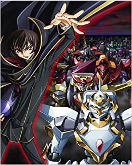 Code geass lolouch of the rebellion manga amazon