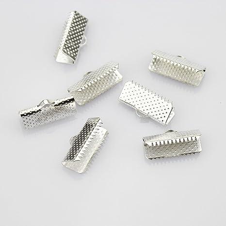 2d536c61678f 15 mm latón bañado en plata de cinta marcador de libros con pulsera de piel  de