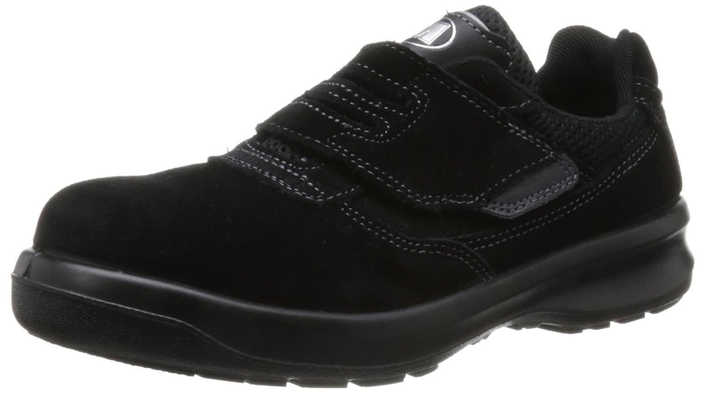 [ミドリ安全] 安全靴 スニーカー G3555 B00349KTUK ブラック 24.0 cm