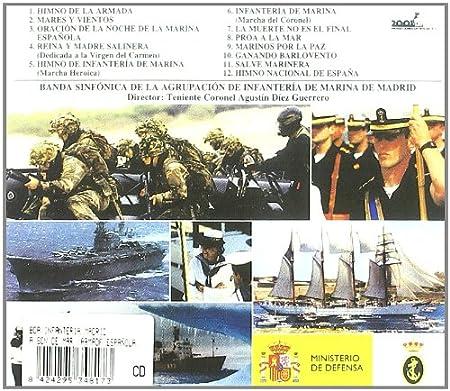 A Son De Mar : Bda Infanteria Madrid: Amazon.es: Música