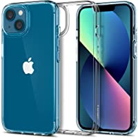 Spigen Compatible for iPhone 13 Case Ultra Hybrid - Crystal Clear