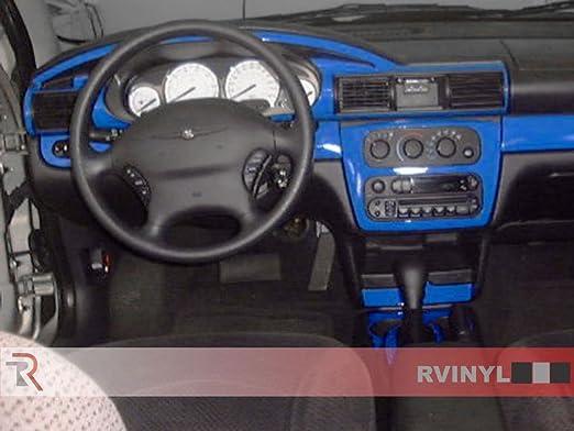 Amazon.com: Rdash Dash Kit Decal Trim for Chrysler Sebring 2001-2006 (Convertible) - Sticker Bomb (Harajuku): Automotive