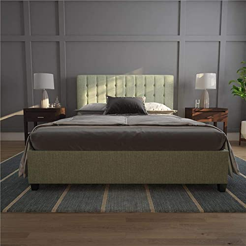 DHP Emily Contemporary Bed