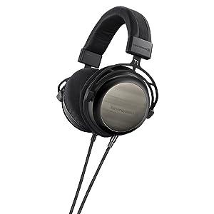 beyerdynamic T1 2nd Gen Ninja Edition Audiophile Stereo Headphones (Black)
