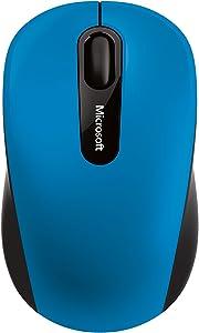 Microsoft Bluetooth Mobile Mouse 3600, Azul (PN7-00021)