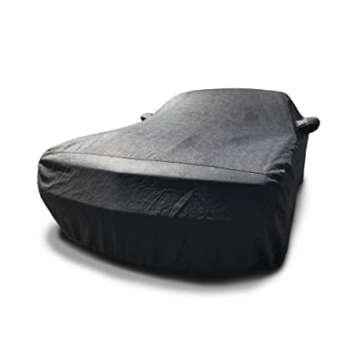 CarsCover Custom Fit 2006-2020 Dodge Charger Car Cover 5 Layer Ultrashield Black Covers (SE, SXT, R/T, Daytona, SRT, HELLCAT) : Automotive