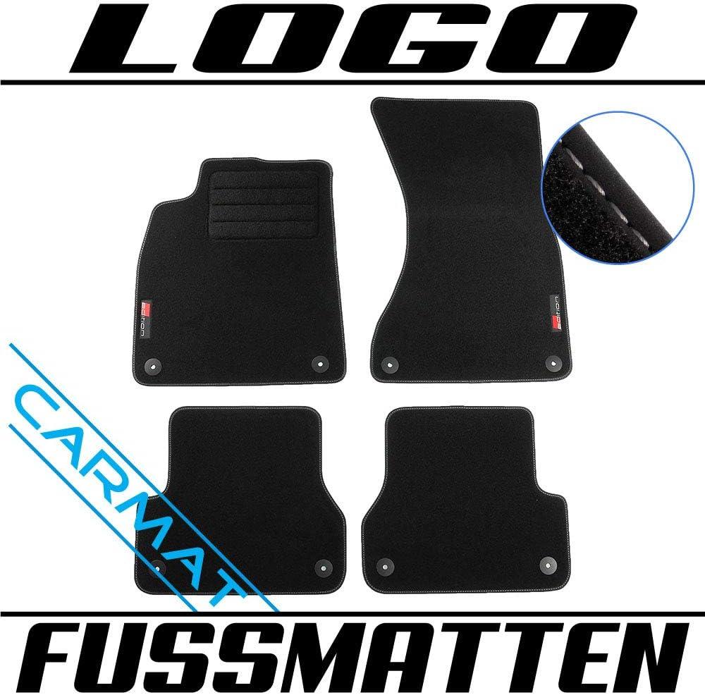 Carmat Fussmatten Mit Logo Au A6y11 L B Auto