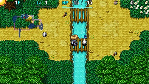 Shiren The Wanderer: The Tower of Fortune and the Dice of Fate - PlayStation Vita by Aksys (Image #13)