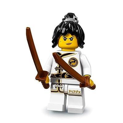 LEGO Ninjago Movie Minifigures Series 71019 - Spinjitzu Training Nya: Toys & Games