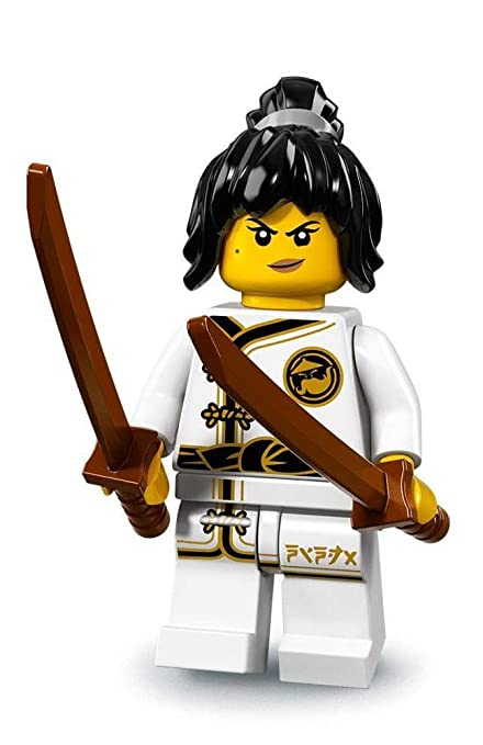 LEGO-MINIFIGURES SERIES THE NINJAGO MOVIE X 1 WEAPON FOR KAI KENDO PARTS LEGO Minifiguren LEGO Bau- & Konstruktionsspielzeug