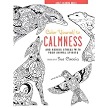 Color Yourself to Calmness: And reduce stress with these animal motifs