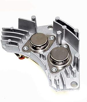 Resistencia en serie del motor de ventilador de calefacción Nº ...
