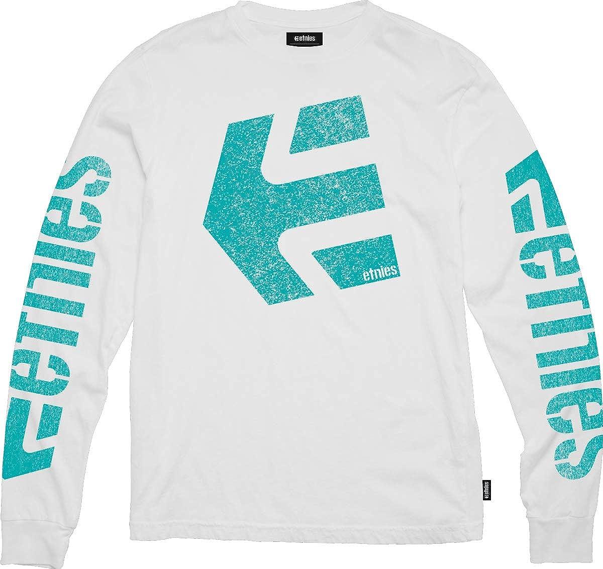 Etnies Mens Hype Ls Tee T-Shirt