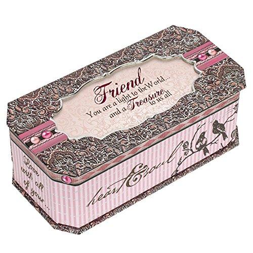 Wind Musical Trinket Box - 5