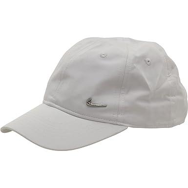 Nike 2631S-001 Gorra, Hombre, Blanco, Talla Única: Amazon.es: Ropa ...