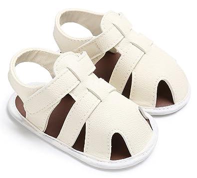 Amazon.com: ibbshoes verano zapatos de bebé 0 – 1 años de ...