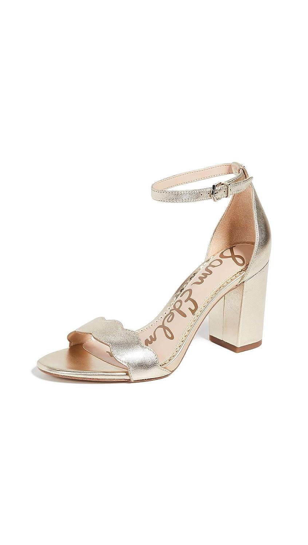 Molten gold Sam Edelman Women's Odila Fashion Sandals
