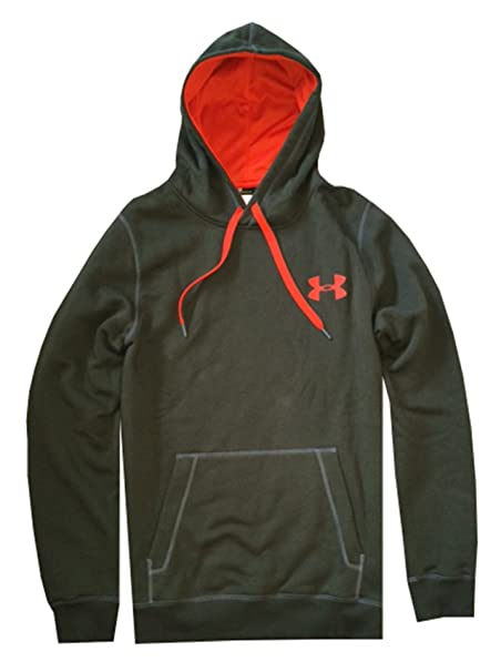 d3ad65747 Amazon.com: Under Armour Men ColdGear Fleece Logo Hoodie Jacket (XL ...