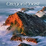 Oregon Coast 2019 12 x 12 Inch Monthly Square Wall Calendar, USA United States of America Pacific West State Ocean Sea Nature (English, French and Spanish Edition)