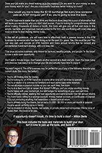 The Amazing Money Machine: How To Make Money and Build A Passive Income Owning and Operating ATM Machines by CreateSpace Independent Publishing Platform