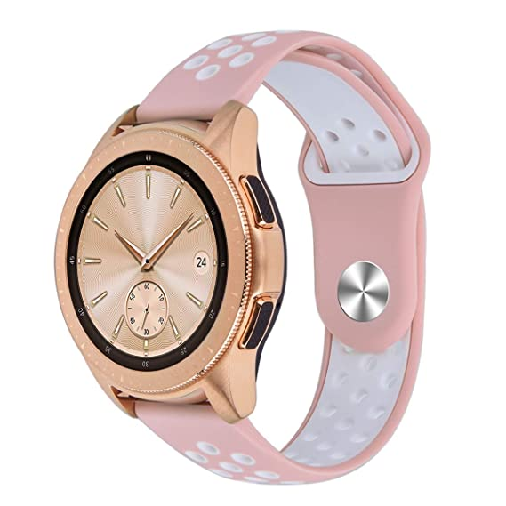 Watch Samsung Galaxy 42mm R810 Rose Gold Eu