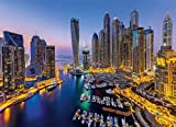 Dubai Jigsaw Puzzle, 1000 Pieces, Made in Italy