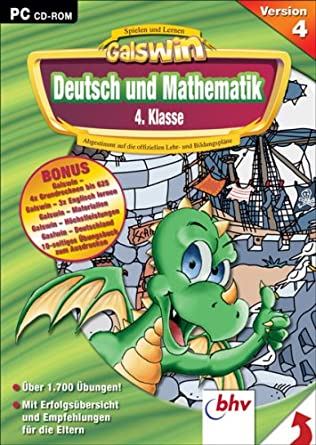 Software Klasse Lernsoftware ~ Galswin ~ 4