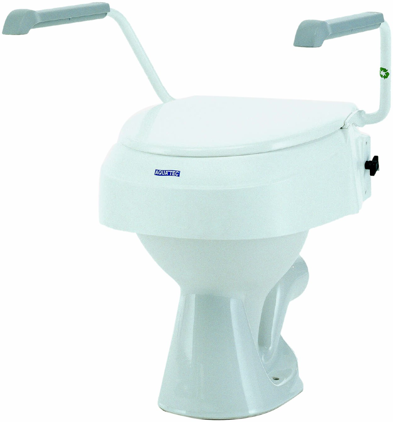 Sensational Amazon Com Invacare Aquatec 900 Toilet Seat Raiser With Gmtry Best Dining Table And Chair Ideas Images Gmtryco