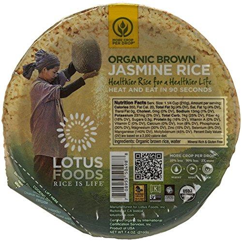 lotus organic jasmine rice bowls - 5