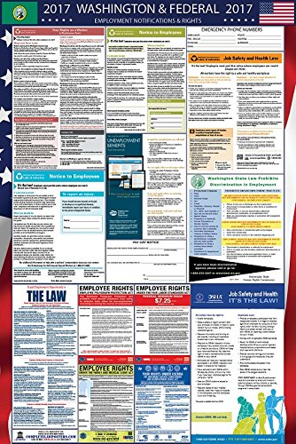 2017 Washington and Federal Labor Law Poster Updated