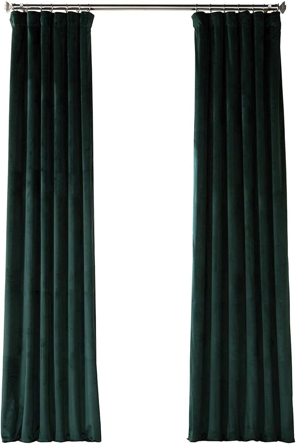 HPD Half Price Drapes VPYC Heritage Plush Velvet CurtainHPD Half Price Drapes VPYC Heritage Plush Velvet Curtain