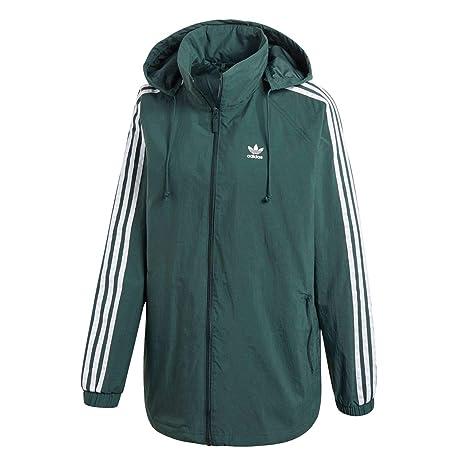 Adidas Stadium JKT Chaqueta, Mujer, Verde (Vermin), 28
