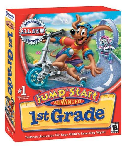 - JumpStart Advanced 1st Grade [OLD VERSION]