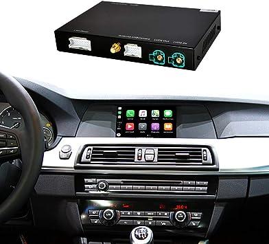 Wireless Carplay Android Car Interface For Bmw Cic Amazon De Elektronik