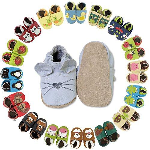 HOBEA HOBEADuck Family - Zapatos de Bebé Para BEBÉs, Unisex pingüino