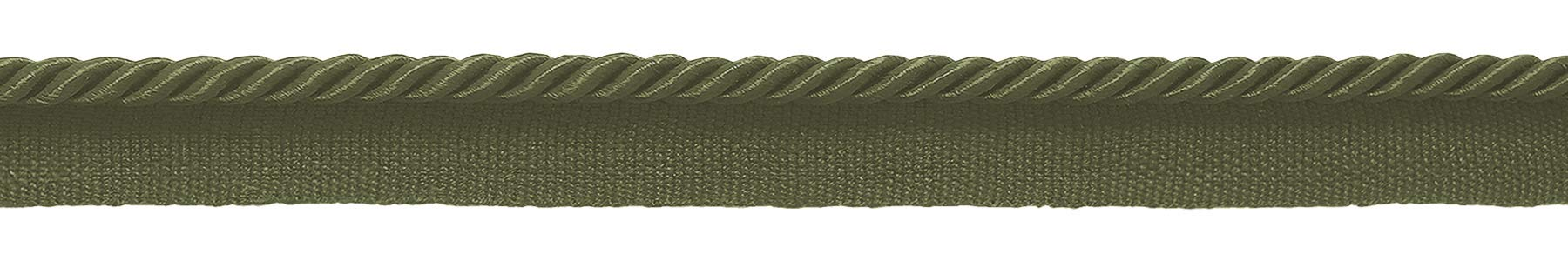 DÉCOPRO 24 Yard Package|Small 3/16 inch Basic Trim Decorative Rope|Style# 0316S (21976)|Color: Green Mist - L47|72 Ft / 21.9 Meters by DÉCOPRO