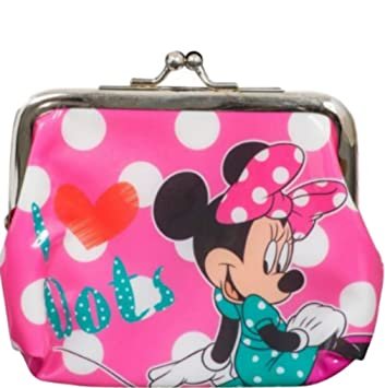 92427c73caa Sambro DMM1-8076 Minnie Mouse Clasp Purse  Amazon.co.uk  Toys   Games