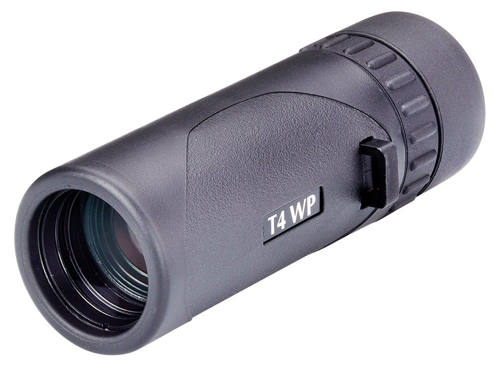 Opticron T4 Trailfinder WP 8x25 Monocular - Black - 30710