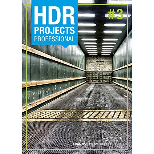 HDR projects 3 professional [Download] by Franzis Verlag GmBH