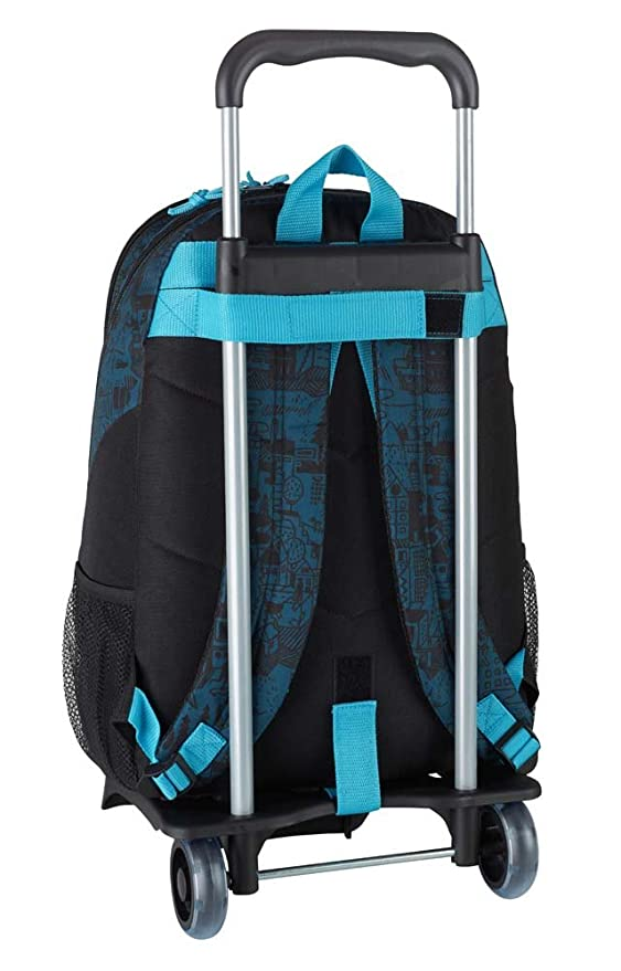 TONY HAWK 2018 Sac à dos loisir, 43 cm, 21 liters, (Negro y multicolor)