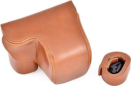 Dsstyles Leder Kameratasche Für Sony A6000 Kamera Retro Kamera