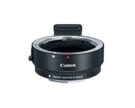 Review Canon EF-M Lens Adapter