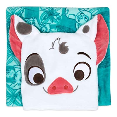 Disney Pua Convertible Fleece Throw - Moana: Kitchen & Dining