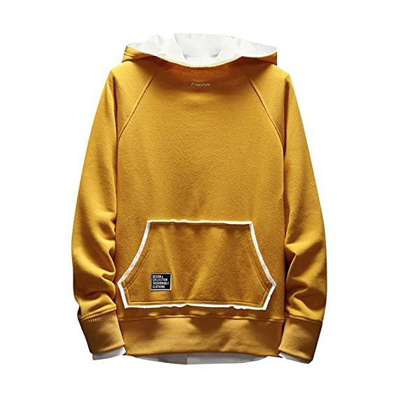 Hoodie Loose Fit Grande Taille Sweat Shirt Homme Femme